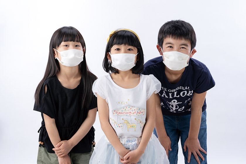 夏用マスク、もう手に入れた? 「小杉織物」の肌にやさしい涼やか絹マスクで快適に過ごそう。子ども用もあるよ♪