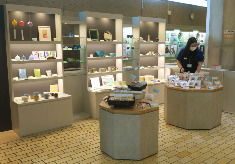 福井県立美術館のミュージアムネットショップのリアル店舗が、土日限定で特別プレオープン中!【ちょいネタ】