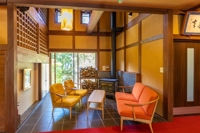 国宝・明通寺のある里山でマインドフルネスな時間を過ごす極上の小旅行はいかが。旅館「松永六感 藤屋」で心と体をパワーチャージ。