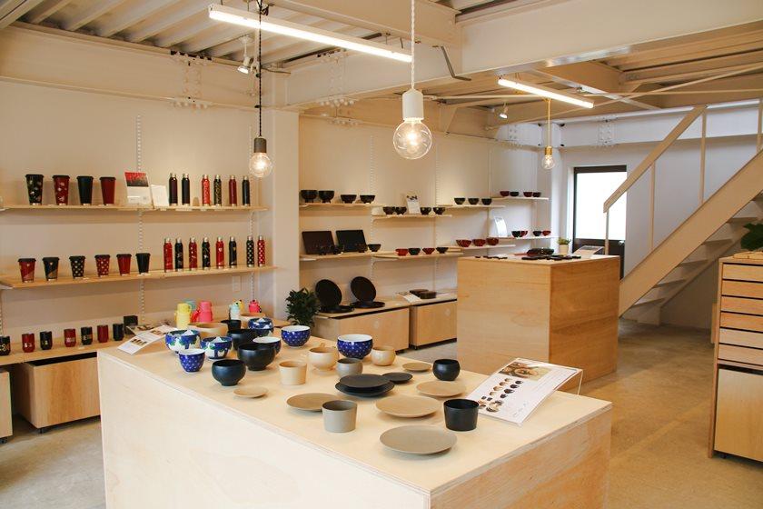 鯖江市の河和田地区に「土直漆器」の直営店が誕生! 漆器とものづくりの魅力を体感できる新たな場所の誕生です♪【ちょいネタ】