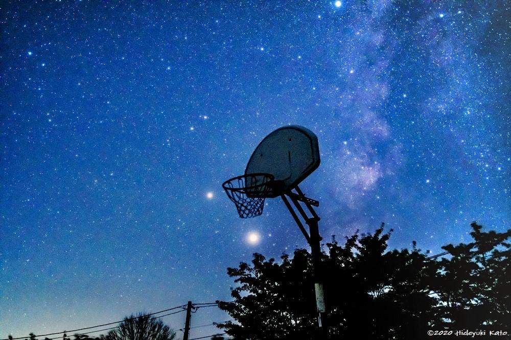 木星、ナイスショット!? 福井市の国見岳森林公園で星を見てきました!【ふくい星空写真館】