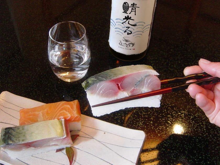 ふくいを味わおう!海鮮寿司+地酒のお得なセット♪《寿司×日本酒》【福井コラボセール】