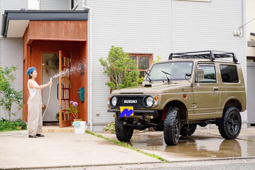 「毎日が楽しい理由」。越前市の美容師 鈴木さんの愛車はスズキ ジムニー【私とクルマ】
