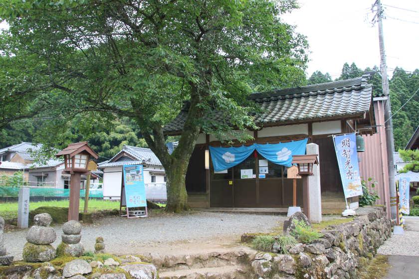 福井市の明智神社にある「東大味歴史文化資料館」が劇的にリニューアルしてた! NHK大河ドラマ「麒麟がくる」大人気。