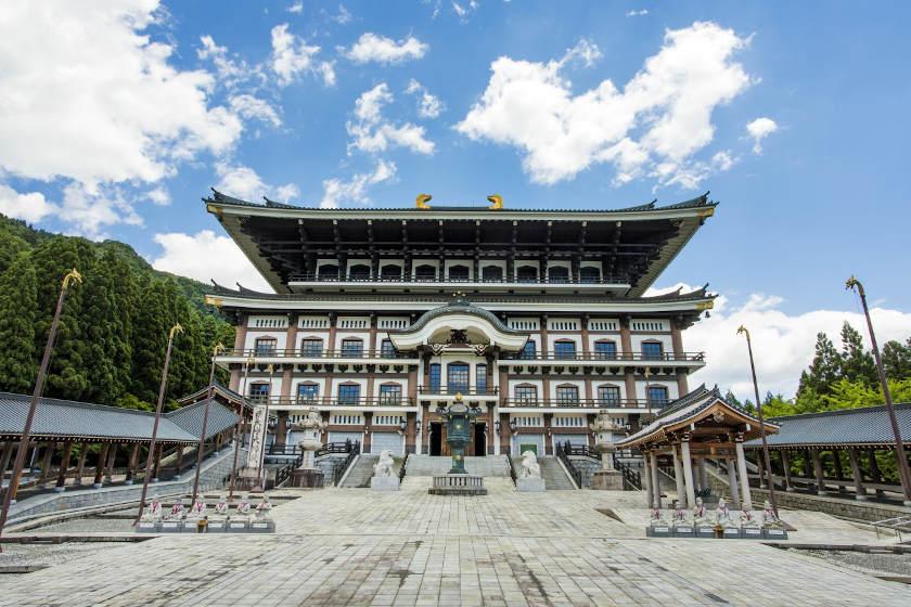 越前大仏 清大寺 サブ画像