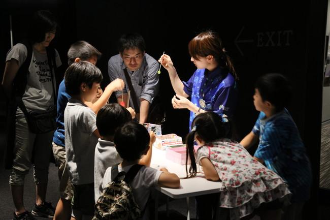 ★セーレンプラネット★ ワークショップ「ストローロケット2号をつくろう」 10/3から土・日・祝日に開催!