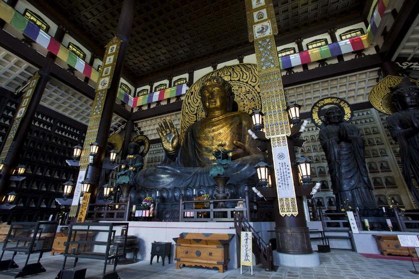 越前大仏 清大寺 メイン画像