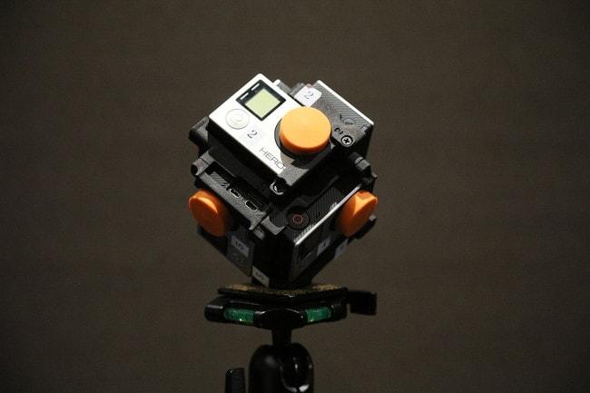 ★セーレンプラネット★講習会「8K全天周カメラ操作講習会」