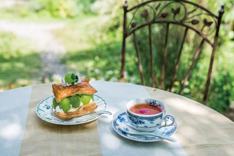 福井の庭園カフェ6選。日本庭園やガーデンを眺めながら、至福のティータイムとランチを。