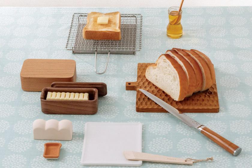 いつものトーストをより美味しく。焼き上がりが格段に上がる名品とオススメ便利グッズをまとめて紹介。