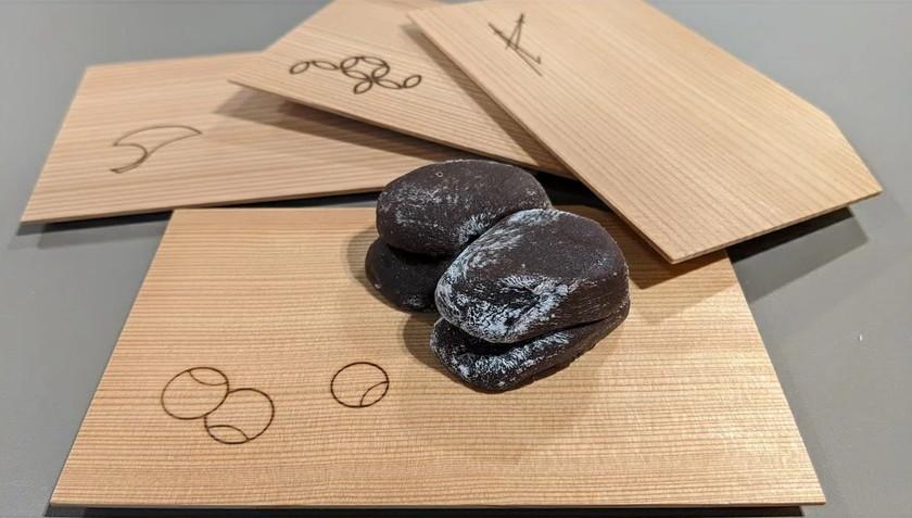 【キャンペーン終了】福井漆器・食器を買うなら、羽二重餅つきでお得に♪ 《漆器×羽二重餅》【福井コラボセール】