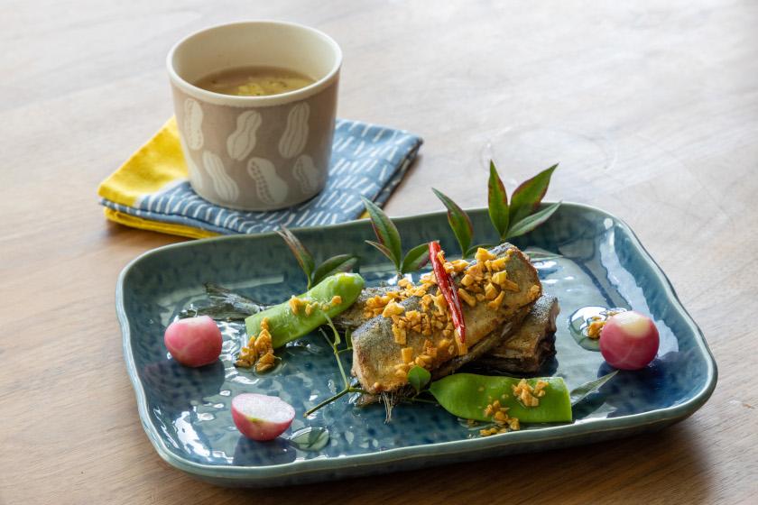 ◎11月のごちそうレシピ◎「秋刀魚のアーリオオーリオ」