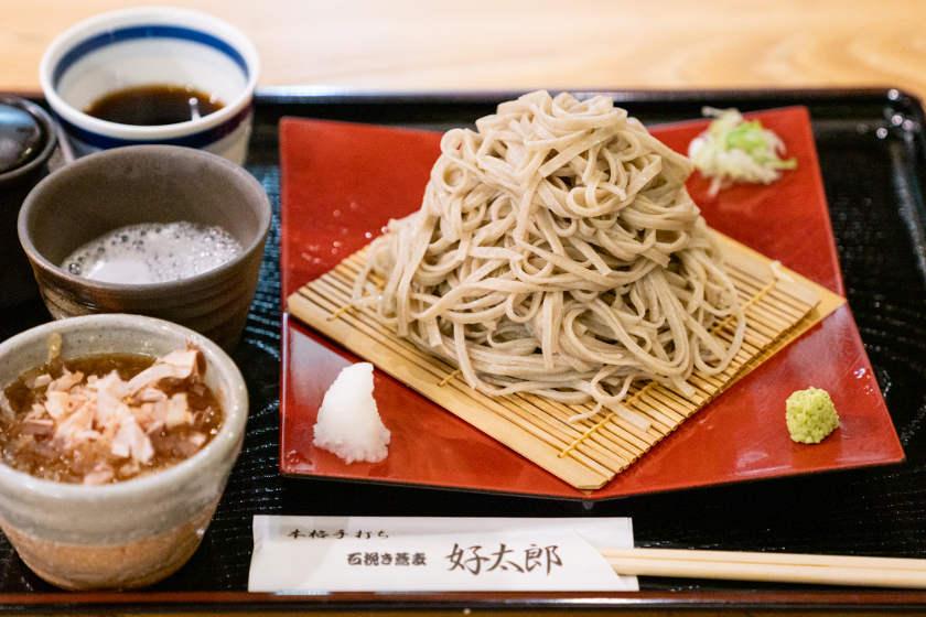 石挽き蕎麦 好太郎 メイン画像