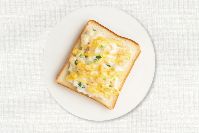 毎日の朝食が楽しくなる食パンアレンジレシピ7選。3ステップで出来る簡単・おいしい魔法の組み合わせ♪