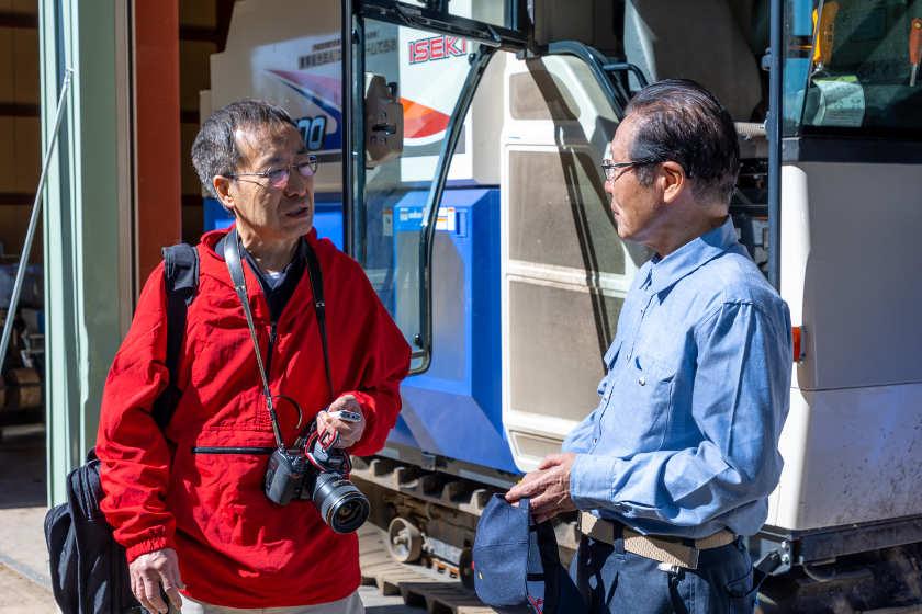 そば研究の第一人者が「ふくいそば」の魅力をとことん語る。 伝統食文化研究家・「日本蕎麦保存会」片山虎之介さん に聞く。