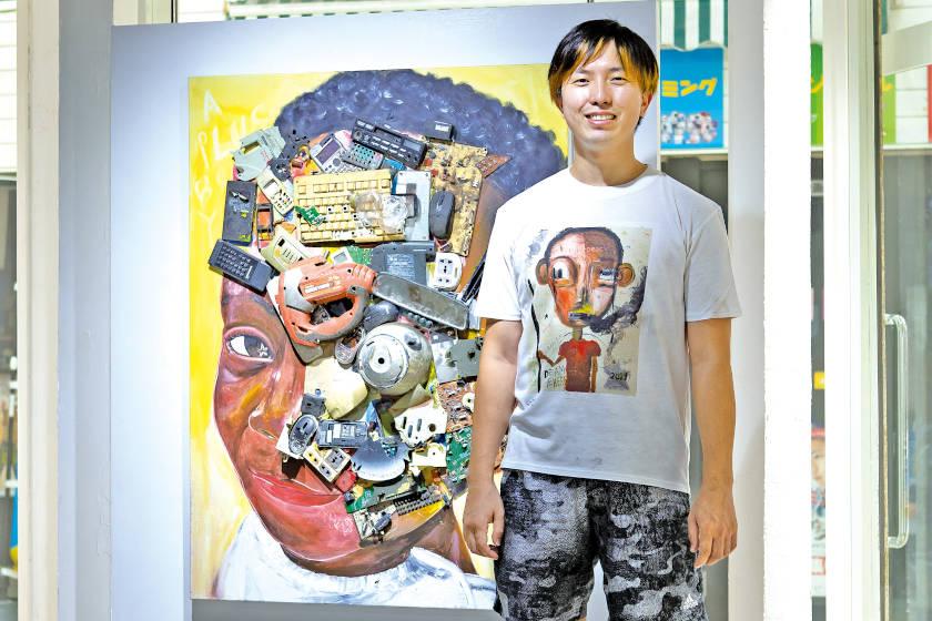 「『問題解決』型のアートで 持続可能な未来を実現したい。」美術家・MAGOさん【ふくい人に聞く】