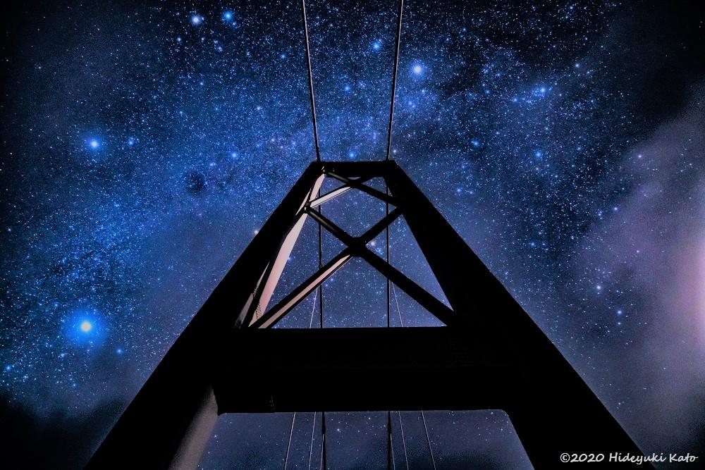 湖に映る星空を堪能! 大野市の九頭竜湖で星を見てきました!【ふくい星空写真館】