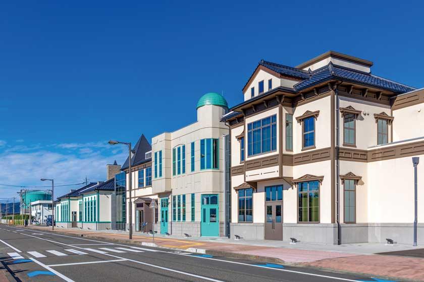 敦賀の歴史を学べる資料館「人道の港 敦賀ムゼウム」がリニューアルオープンしたよ。展示面積が4倍! シアタールームやデジタル資料も充実。