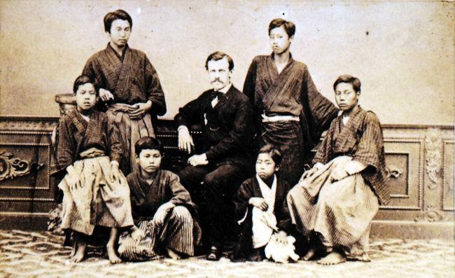 グリフィス来日150周年記念 令和3年春季特別展 グリフィスが見た明治の福井~The Mikado's Empire~