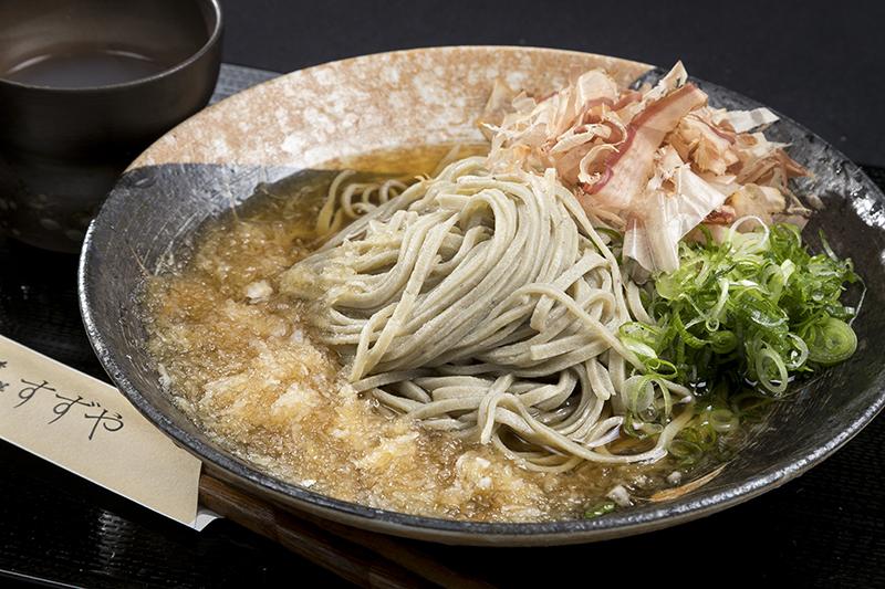 蕎麦・天ぷら・海鮮 すずや メイン画像
