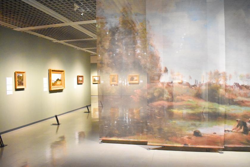 """""""風景画の森""""でピクニック♪「ランス美術館コレクション 風景画のはじまり ~コローから印象派へ~」が福井県立美術館で3/21(日)まで開催中です!"""