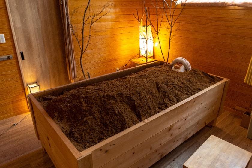 白山を望む最高ロケーション! 石川県小松市にある酵素浴「木の香」で体と心のデトックスをしてきたよ!!