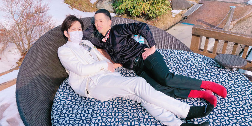 「お笑い」×「敦賀若狭」観光PR動画に出演した「武者武者」と、プロデューサーの高瀬博行さんにインタビューしてきたよ!