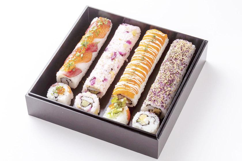手土産に迷った時はこれ! もらって嬉しい、 食べて美味しい福井の「おもたせ寿司」7選。