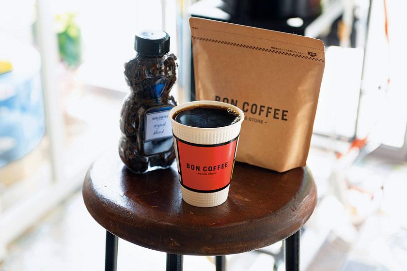 BON COFFEE BEANS STORE(ボンコーヒー) サブ画像