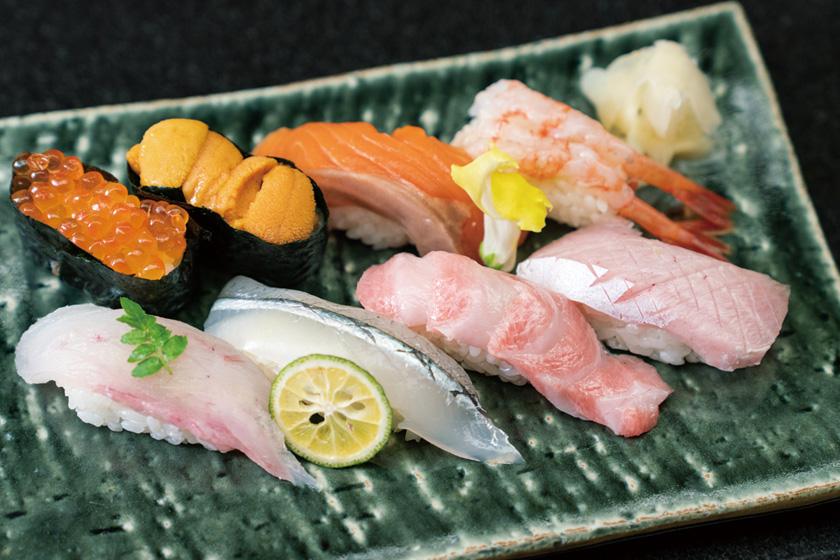 福井県内にあるお寿司の名店6選。職人の技とこだわりを堪能しよう♪