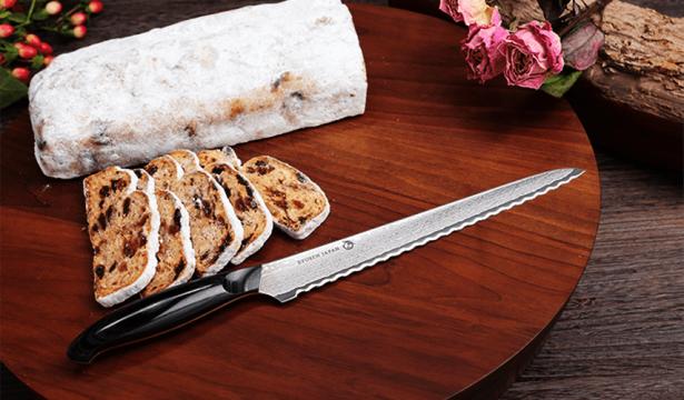 龍泉刃物のシュトレンナイフの画像