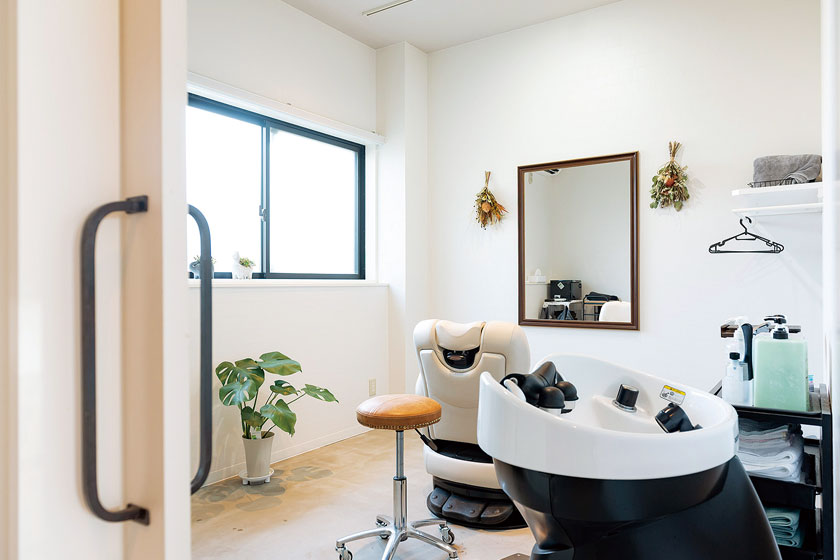hair salon .and(アンド) メイン画像