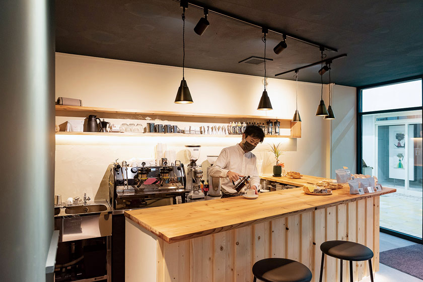 NIVI SPECIALTY COFFEE(ニビ スペシャルティコーヒー) メイン画像