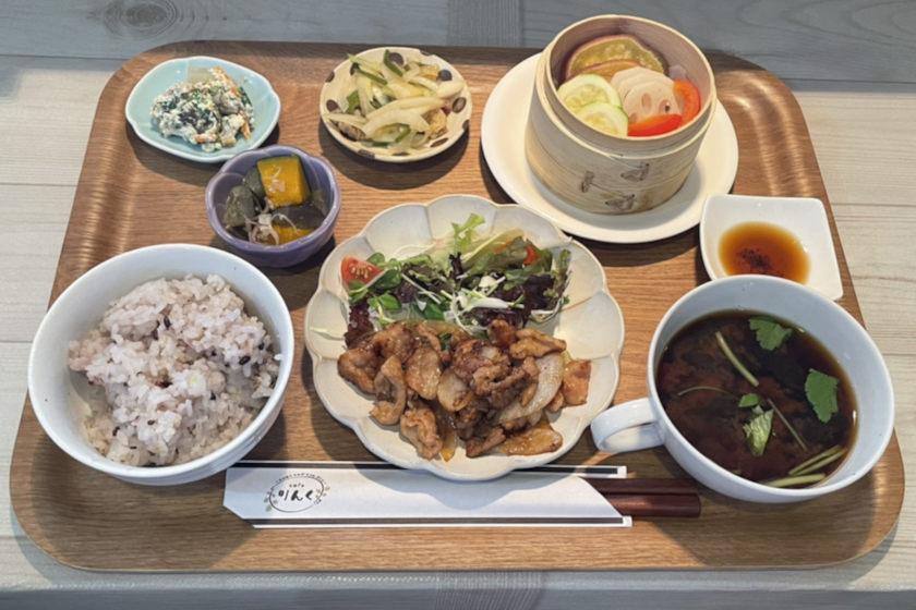 管理栄養士が作る、カラダにやさしいメニューが人気。福井市にオープンした「cafeりんく」で、週替わりランチを食べてきたよ!