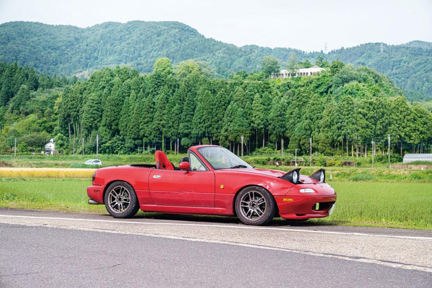 福井に住む4人の愛車物語。ドライブには欠かせない、よく聴くお気に入りのBGMも♪