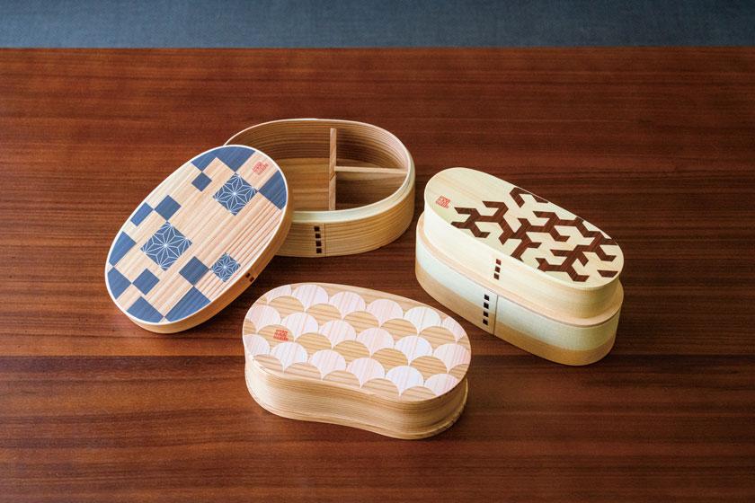 使い続けるほどに愛着がわく。福井の職人技が詰め込まれたお弁当箱5選。