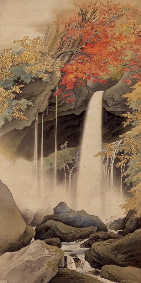 特別企画展「ももきねの美 清流の旅 日本画の巨匠と陶芸の人間国宝 岐阜県美術館名品展」