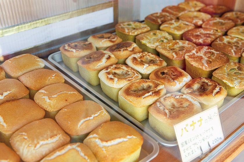 米パン カゼミドリ メイン画像