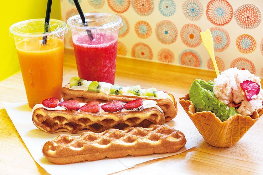福井県内にここ最近オープンした4店を紹介します! ~チーズと胡椒、Beauty Salonrirema、むつのはな、ジェラート&ワッフルバーましゅまろ~