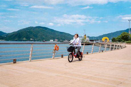 福井県内をシェアサイクルで快適サイクリング♪ レンタルスポットやおすすめアプリなどお役立ち情報満載です。