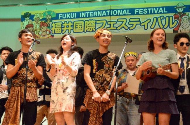 福井国際フェスティバル2021